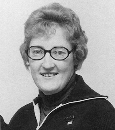 Sheila Rowan, a four-time Canadian curling champion, has passed away.